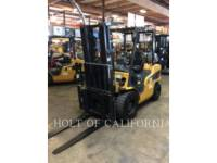 Equipment photo CATERPILLAR MITSUBISHI P6000-LE FORKLIFTS 1