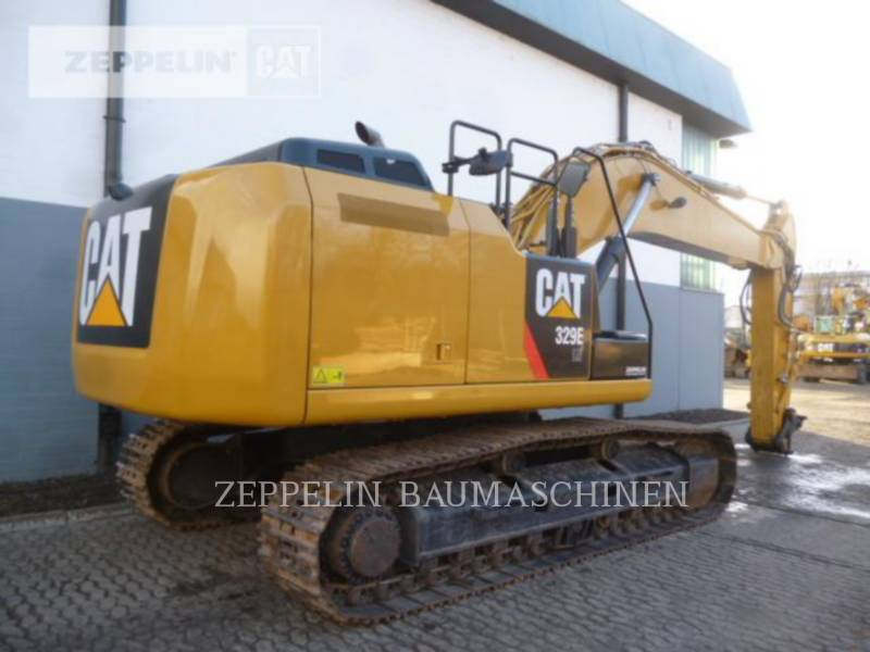 CATERPILLAR ESCAVADEIRAS 329ELN equipment  photo 4