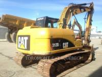CATERPILLAR TRACK EXCAVATORS 312DL equipment  photo 4
