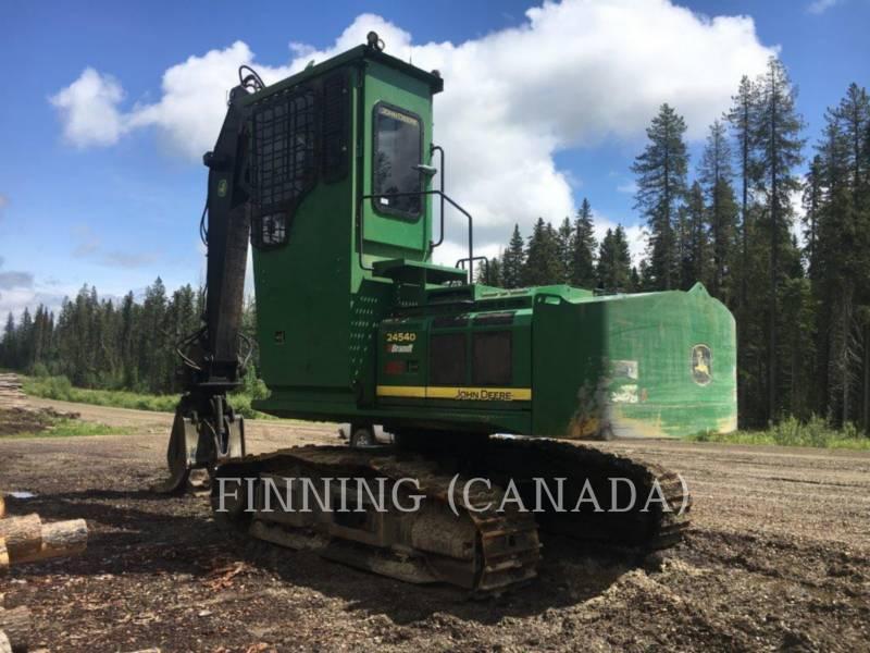 JOHN DEERE 木材装载机 2454D equipment  photo 3
