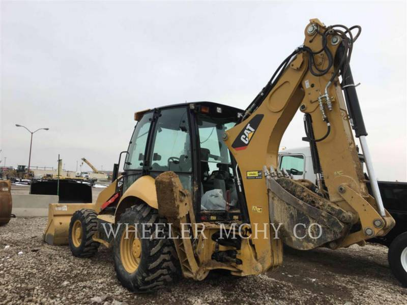 CATERPILLAR BACKHOE LOADERS 420F E TH equipment  photo 4