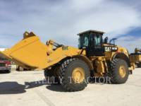 CATERPILLAR CARGADORES DE RUEDAS 980M equipment  photo 3