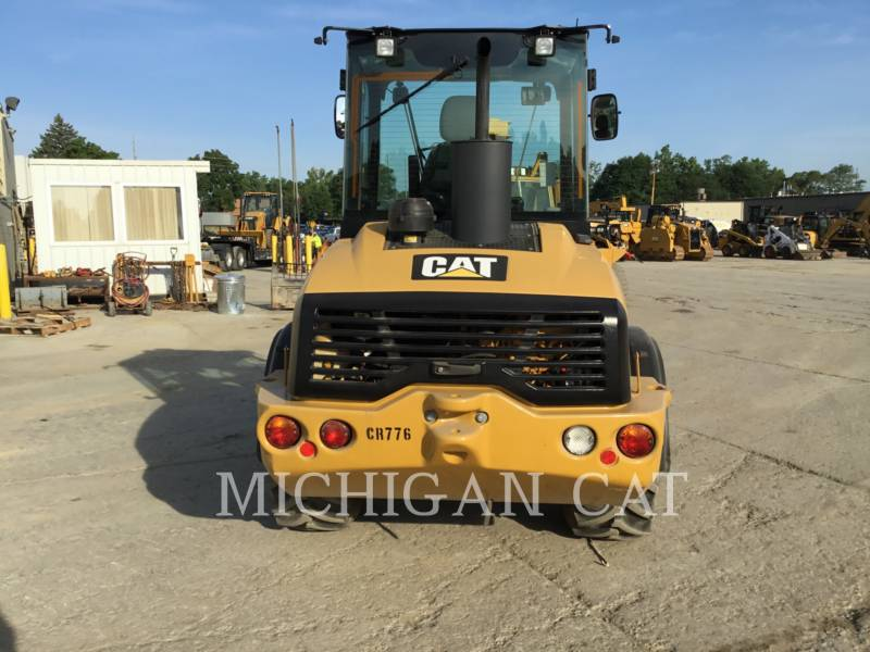 CATERPILLAR PALE GOMMATE/PALE GOMMATE MULTIUSO 908H2 equipment  photo 5
