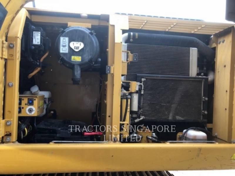 CATERPILLAR TRACK EXCAVATORS 320D equipment  photo 21