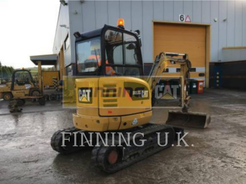 CATERPILLAR KETTEN-HYDRAULIKBAGGER 302.7DZ2.2 equipment  photo 2