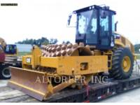 CATERPILLAR VIBRATORY SINGLE DRUM SMOOTH CP56B equipment  photo 1