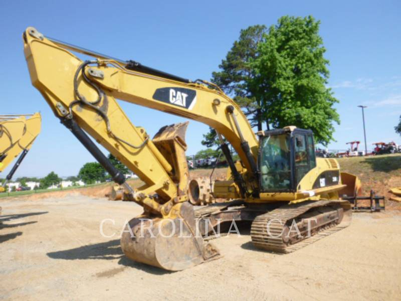 CATERPILLAR KETTEN-HYDRAULIKBAGGER 324DL TH equipment  photo 1
