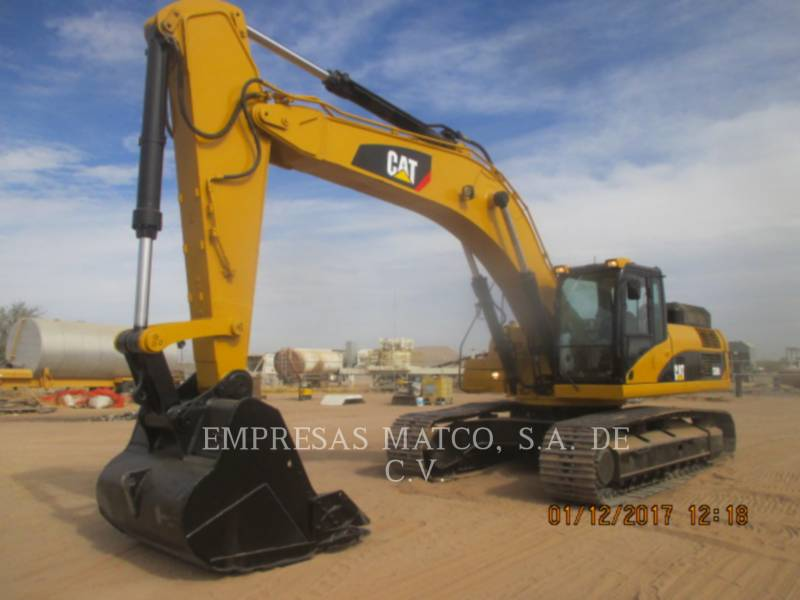CATERPILLAR TRACK EXCAVATORS 330DL equipment  photo 2