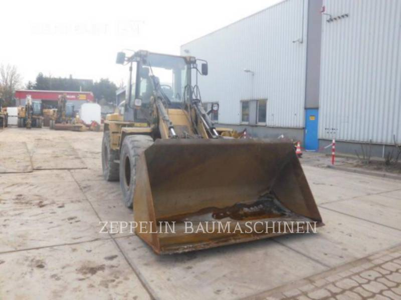 CATERPILLAR CHARGEURS SUR PNEUS/CHARGEURS INDUSTRIELS IT14G equipment  photo 6