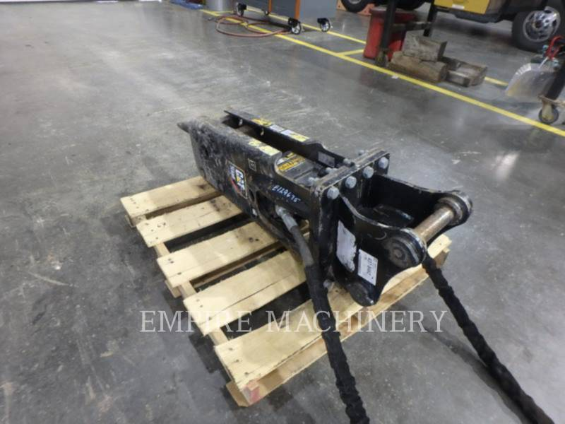 CATERPILLAR  HAMMER H55E 305 equipment  photo 3