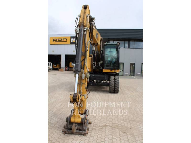 CATERPILLAR PELLES SUR PNEUS M 318 F equipment  photo 22