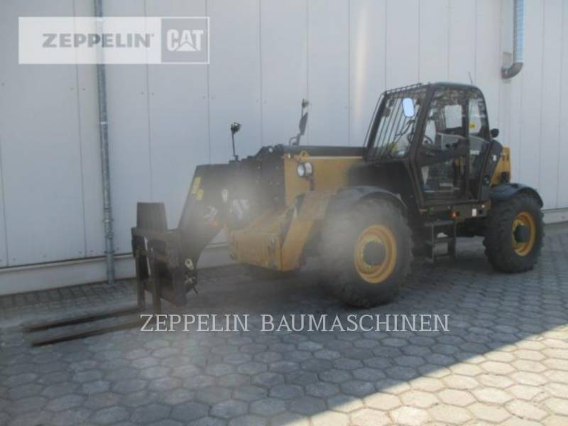 CATERPILLAR テレハンドラ TH417C equipment  photo 1