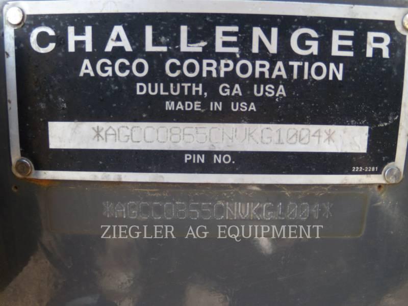 AGCO-CHALLENGER TRATTORI AGRICOLI MT865C equipment  photo 6