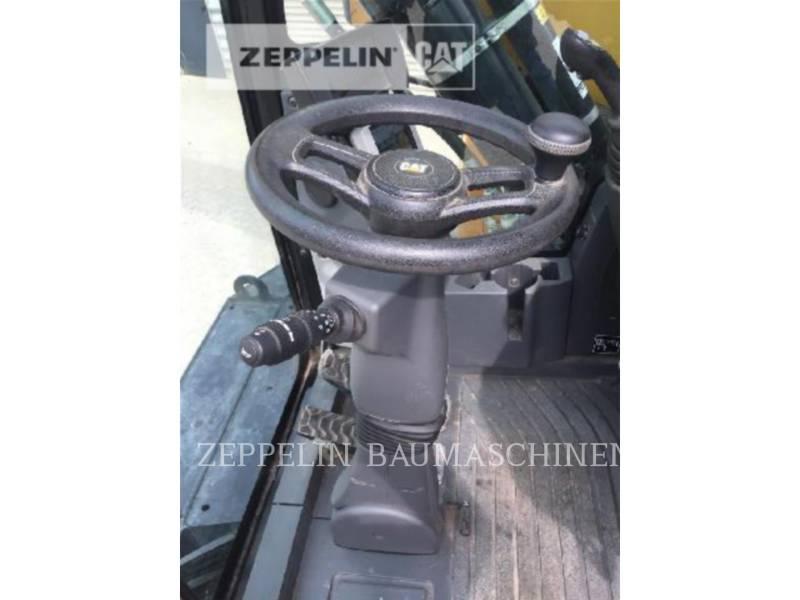 CATERPILLAR PELLES SUR PNEUS MH3022 equipment  photo 16