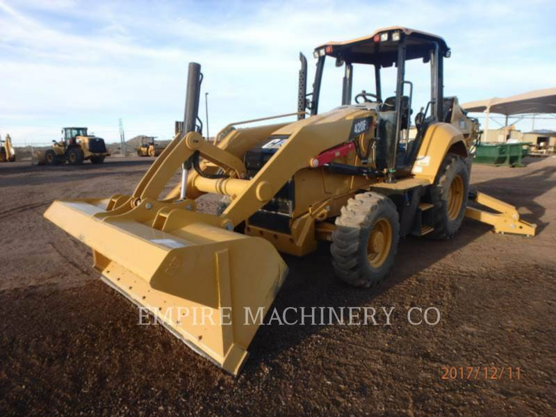 CATERPILLAR KOPARKO-ŁADOWARKI 420F2 4EO equipment  photo 4