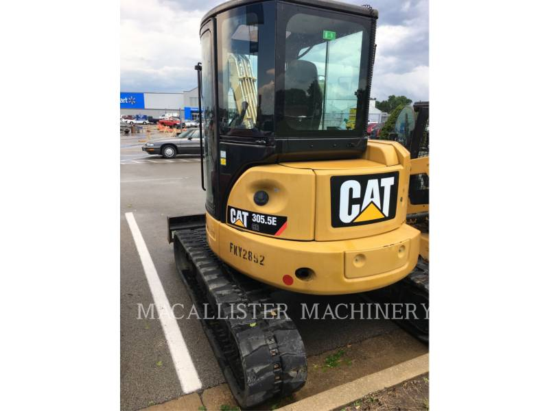 CATERPILLAR KOPARKI GĄSIENICOWE 305.5ECR equipment  photo 4