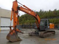 Equipment photo HITACHI ZX200LC-3 CUPĂ MINERIT/EXCAVATOR 1