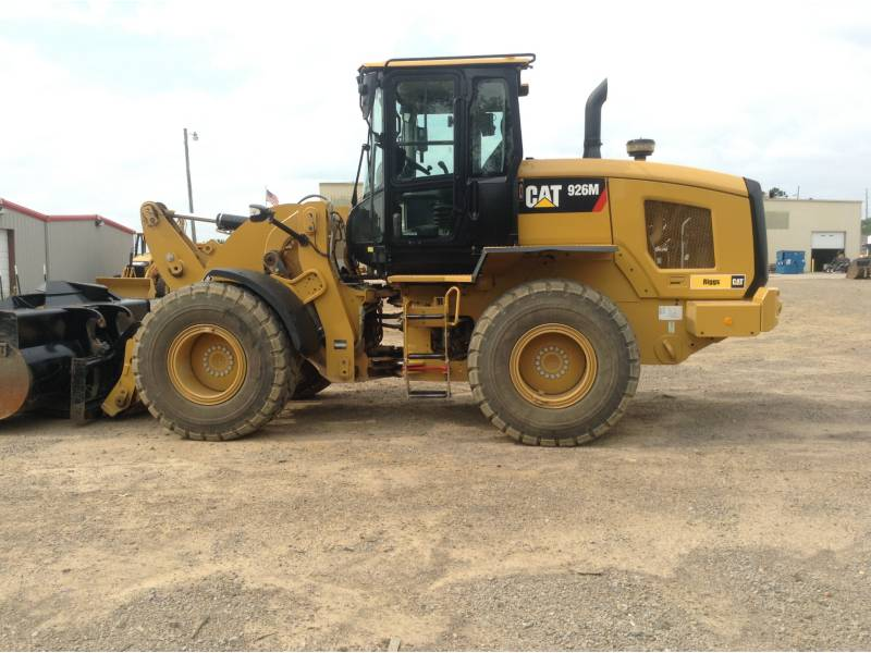 CATERPILLAR PALE GOMMATE/PALE GOMMATE MULTIUSO 926M equipment  photo 1