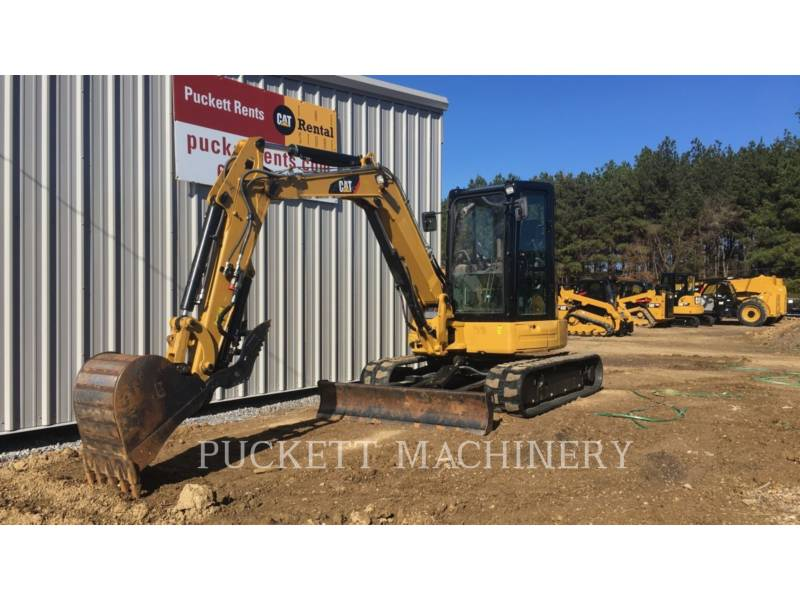 CATERPILLAR KETTEN-HYDRAULIKBAGGER 305E2CR equipment  photo 8