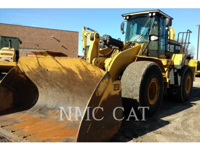 Caterpillar ÎNCĂRCĂTOARE PE ROŢI/PORTSCULE INTEGRATE 972K equipment  photo 1