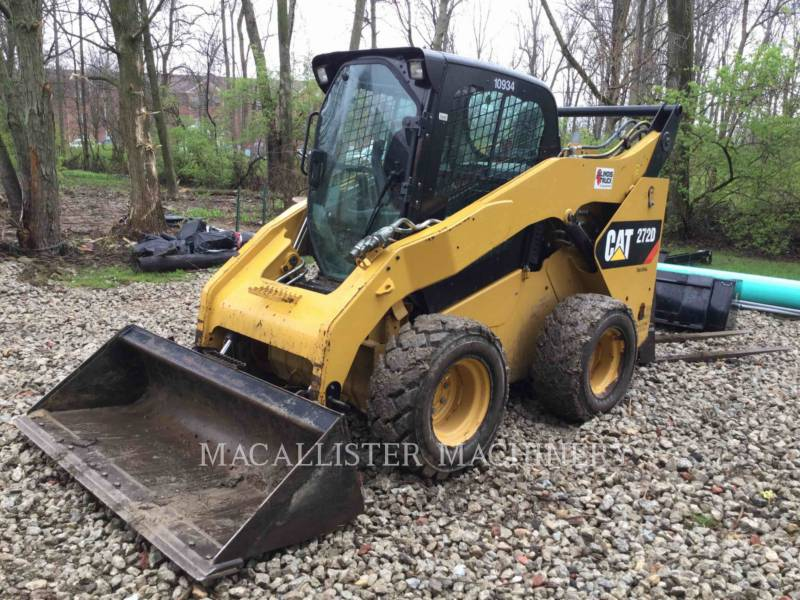 CATERPILLAR KOMPAKTLADER 272D equipment  photo 1