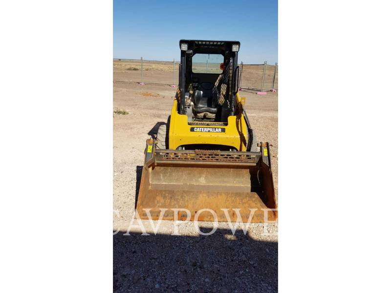CATERPILLAR SCHRANKLADERS 216B3LRC equipment  photo 2