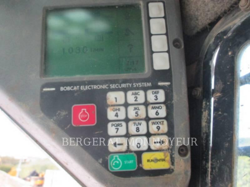 BOBCAT MINIÎNCĂRCĂTOARE RIGIDE MULTIFUNCŢIONALE S175 equipment  photo 12