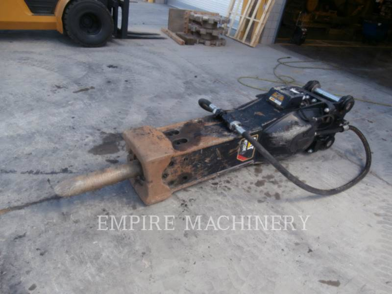CATERPILLAR AG - HAMMER H120ES equipment  photo 4