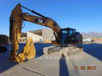 CATERPILLAR PELLES SUR CHAINES 320FL    P equipment  photo 4