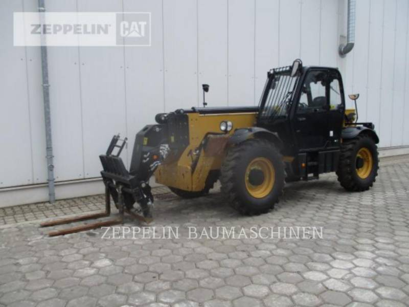CATERPILLAR TELEHANDLER TH417C equipment  photo 1