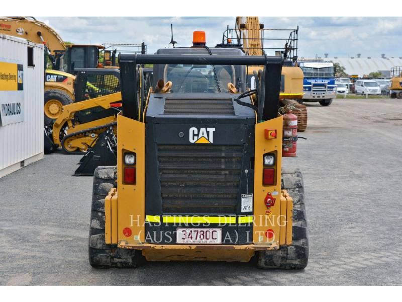 CATERPILLAR UNIWERSALNE ŁADOWARKI 299D equipment  photo 8