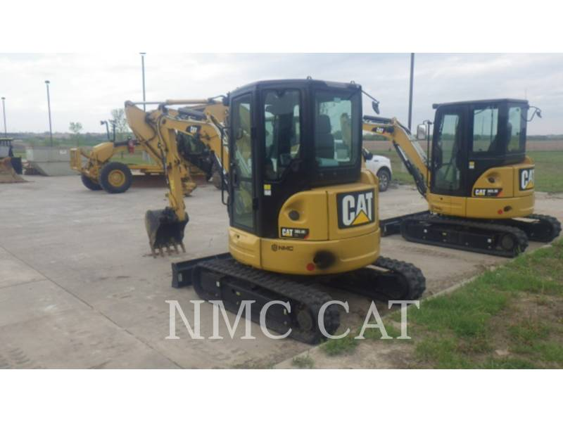 CATERPILLAR TRACK EXCAVATORS 303.5 equipment  photo 5