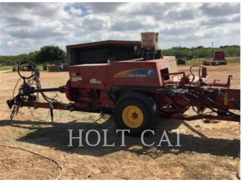 NEW HOLLAND LTD. MATERIELS AGRICOLES POUR LE FOIN BC5070 HAYLINER equipment  photo 4