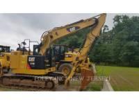 Equipment photo CATERPILLAR 314ELCR トラック油圧ショベル 1