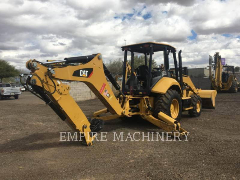 CATERPILLAR CHARGEUSES-PELLETEUSES 420F2ST equipment  photo 2