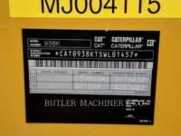 CATERPILLAR WHEEL LOADERS/INTEGRATED TOOLCARRIERS 938K equipment  photo 8