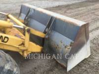 FORD / NEW HOLLAND BACKHOE LOADERS 555E equipment  photo 21