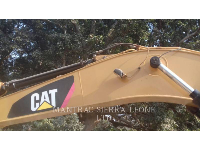 CATERPILLAR KETTEN-HYDRAULIKBAGGER 320 D equipment  photo 23