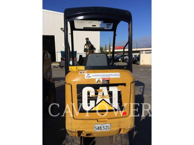 CATERPILLAR PELLES SUR CHAINES 301.7D equipment  photo 5