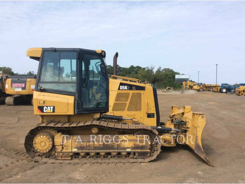 CATERPILLAR TRACK TYPE TRACTORS D5KXL AAG equipment  photo 7