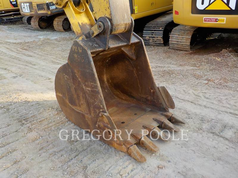 CATERPILLAR KETTEN-HYDRAULIKBAGGER 329EL equipment  photo 19