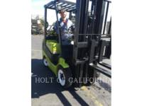 Equipment photo CLARK C25C FORKLIFTS 1