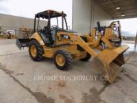 Equipment photo CATERPILLAR 416E IL 産業用ローダ 1