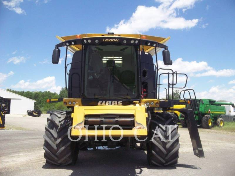 CLAAS OF AMERICA KOMBAJNY LEX740 equipment  photo 4