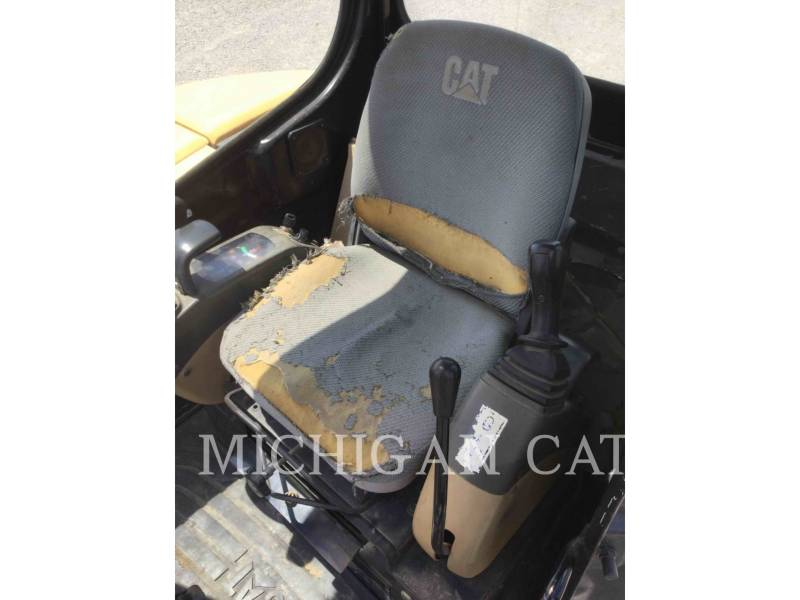 CATERPILLAR TRACK EXCAVATORS 305CR equipment  photo 5