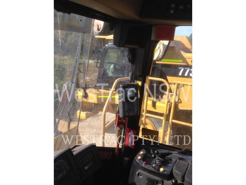 CATERPILLAR WHEEL LOADERS/INTEGRATED TOOLCARRIERS 988H equipment  photo 8