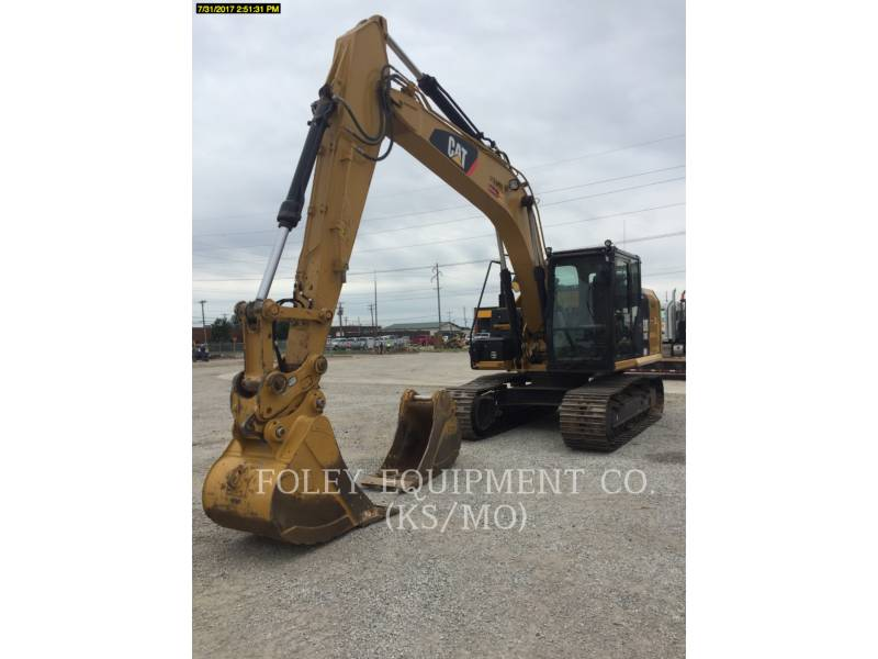 CATERPILLAR TRACK EXCAVATORS 316EL9 equipment  photo 1