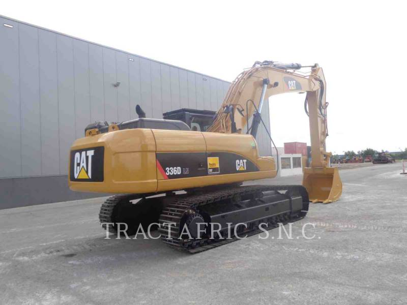 CATERPILLAR TRACK EXCAVATORS 336DLN equipment  photo 3