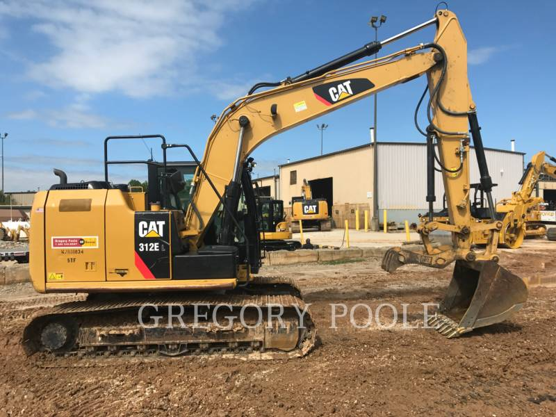 CATERPILLAR トラック油圧ショベル 312E L equipment  photo 4