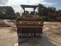 CATERPILLAR VIBRATORY DOUBLE DRUM ASPHALT CB-54 equipment  photo 5